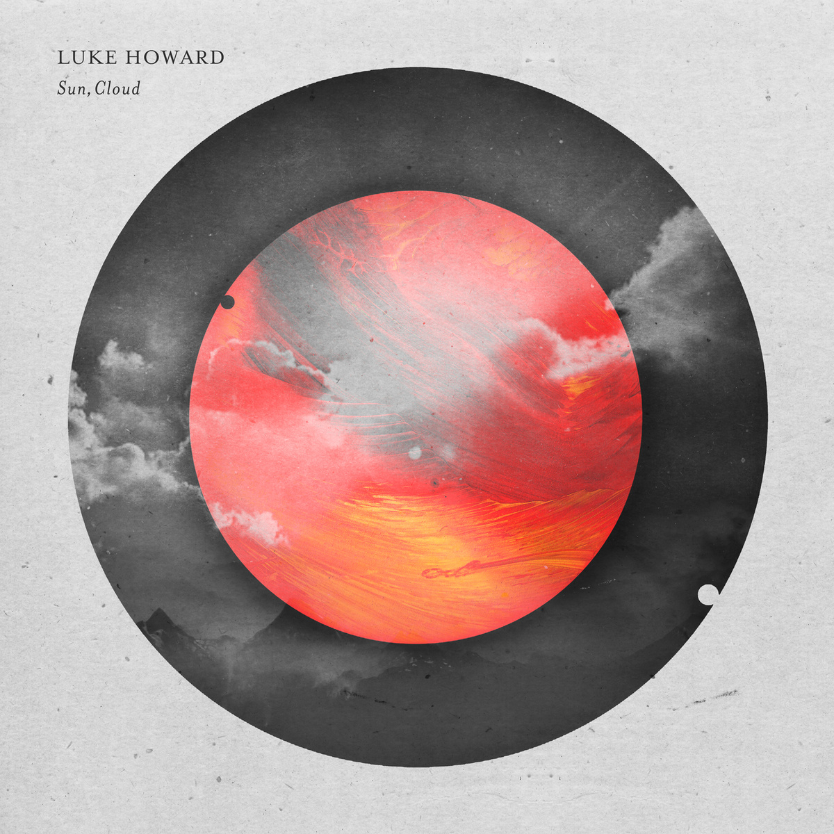 Luke Howard -Sun Cloud