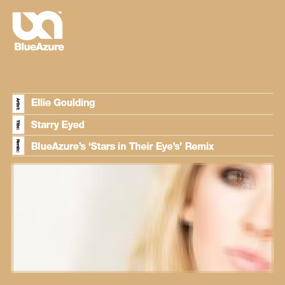 Download Ellie Goulding – Starry Eyed (BlueAzure's 'Stars In Their Eyes' Remix)